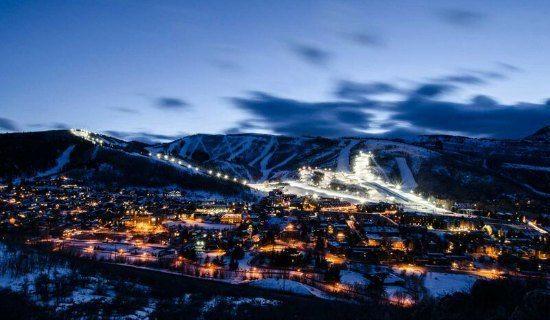 park city ski Utah