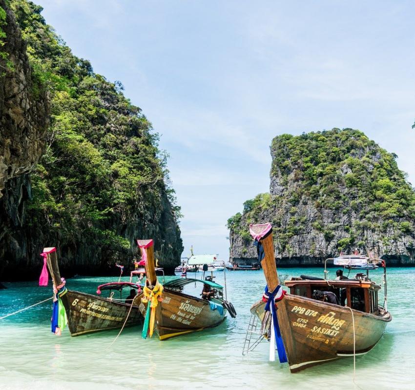 best asian beaches