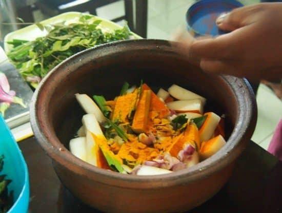 Sri Lankan food. Learning about Sri Lankan cookery at Max Wadiya