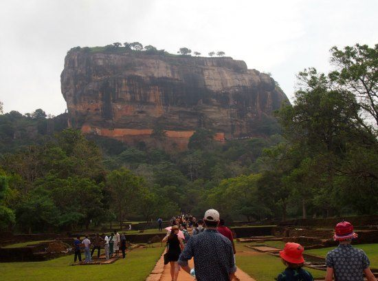 Sigiriya Rock Fortress SriLanka