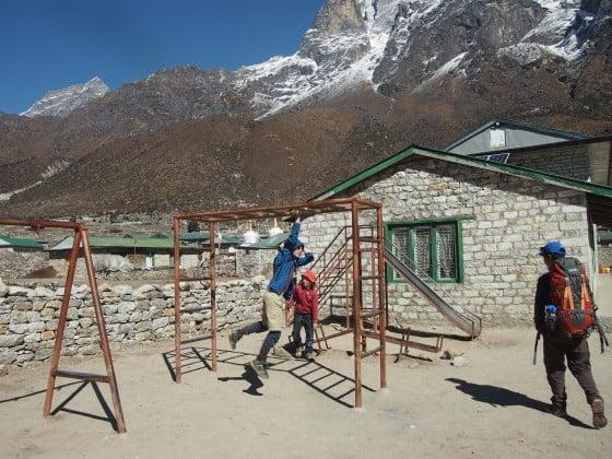 """尼泊尔与孩子们,加德满都与孩子们希拉里学校"""" class ="""" wp-image-24722"""