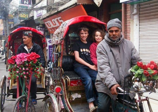 Nepal with Kids-Altitude, Attitude and Ailments  – World Travel Family