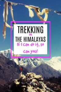 Trekking in the Himalayas info