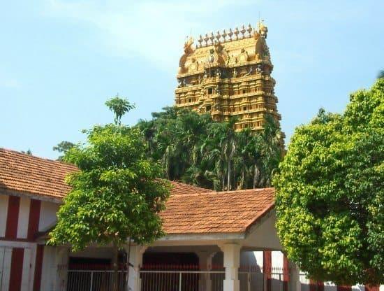 Best Places to Visit in Sri Lanka, Nallur Kovil Golden temple in Jaffna