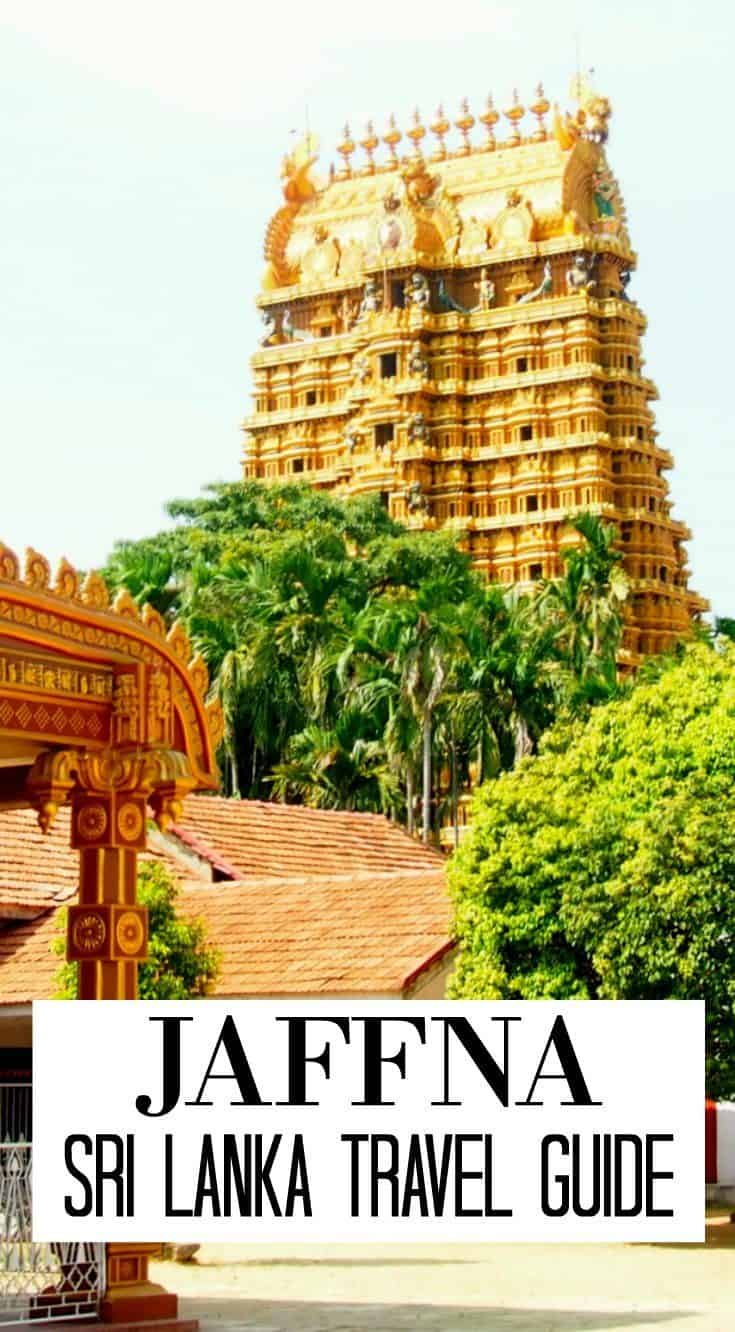 Jaffna Sri Lanka Travel Guide