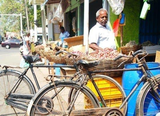 Jaffna Markets Sri Lanka. Getting to Jaffna