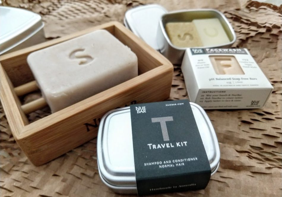 Solid Toiletries For Carry On Only Travel