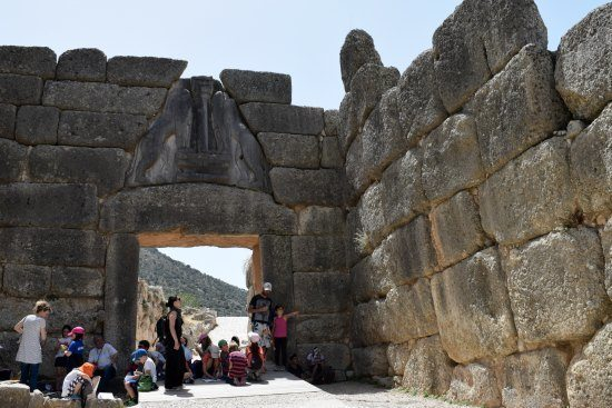Places to visit in Greece Mycenae