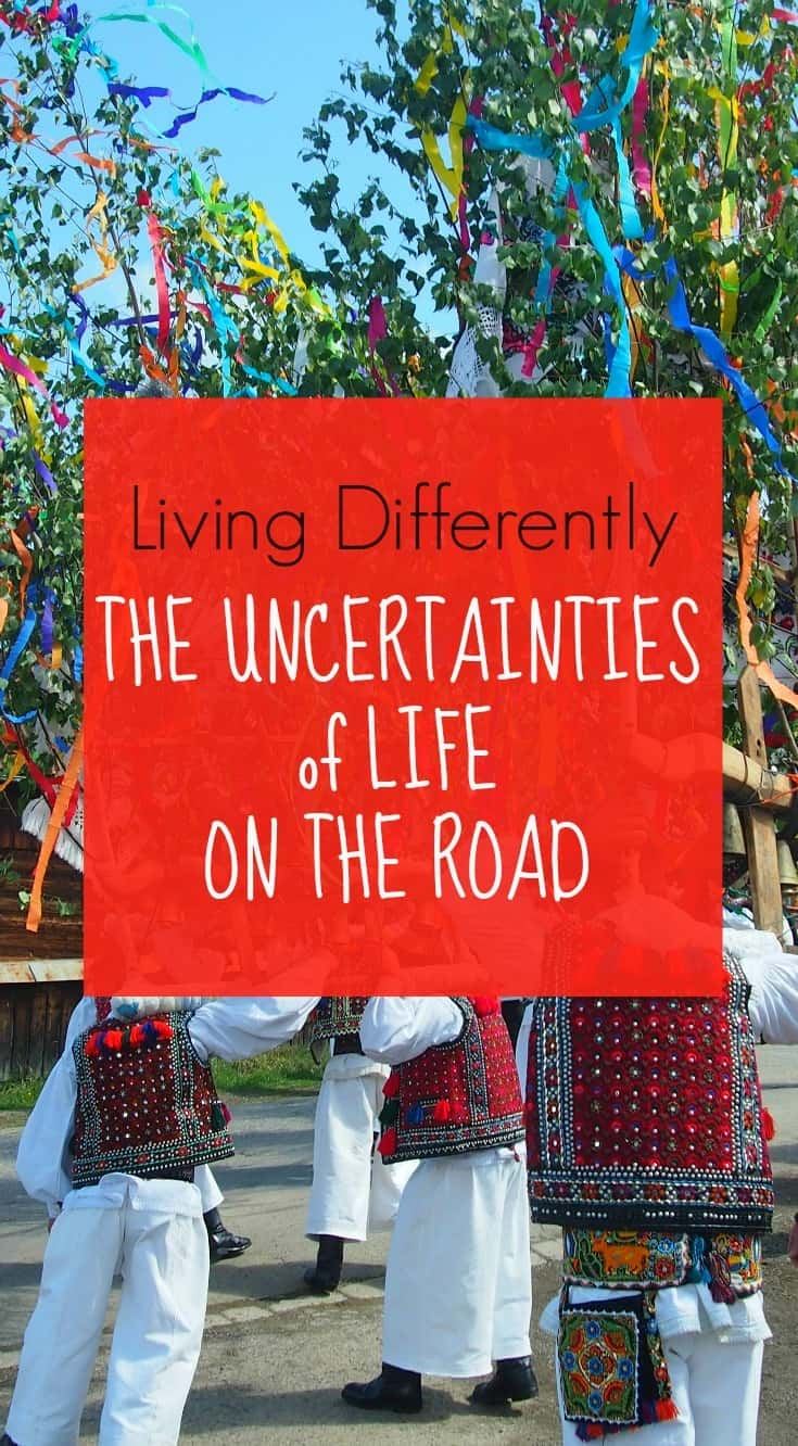 Living Differently. The uncertainties of life on the road, wht's it like to head off around the world for a few years of fairly unplanned travel, with kids. Family Travel from World Travel Family.