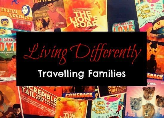travelling Families. Living Differently
