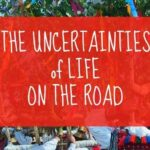 Living Differently, Uncertainties, Stories, and Bookings