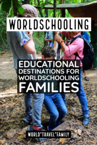 Educational goals for world school families