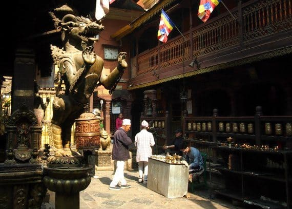 Iside-picture-golden-temple-patan