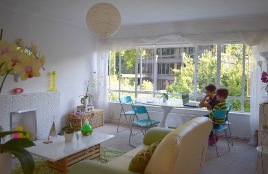 AirBnB for families London