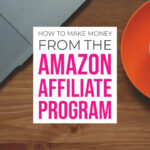 Make Money Amazon Affiliate Program