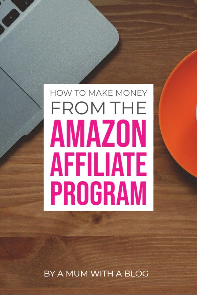Make Money Amazon Affiliate Program