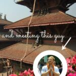 Durbar Square in Patan, Nepal and how we met Prince Harry In Kathmandu. Right place, right time! World Travel Family travel blog, 3+ years on the road, still doin' it!