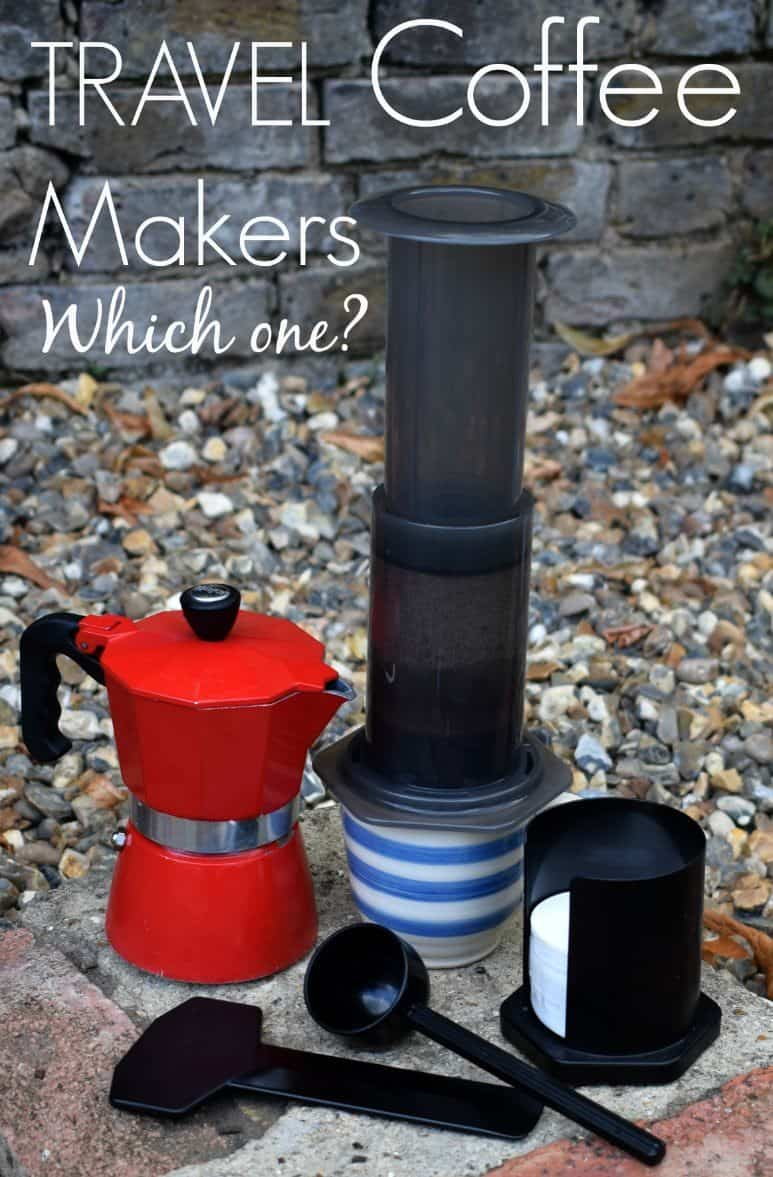 Bravel coffee maker. Which one to choose for camping, hotels, rentals or any kind of travel