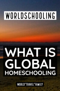 What is global homeschooling?