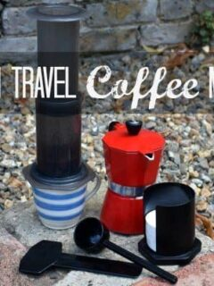Best travel Coffee Maker to Buy for your style of travel