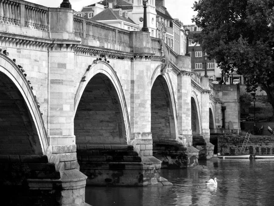 Richmond Bridge,England