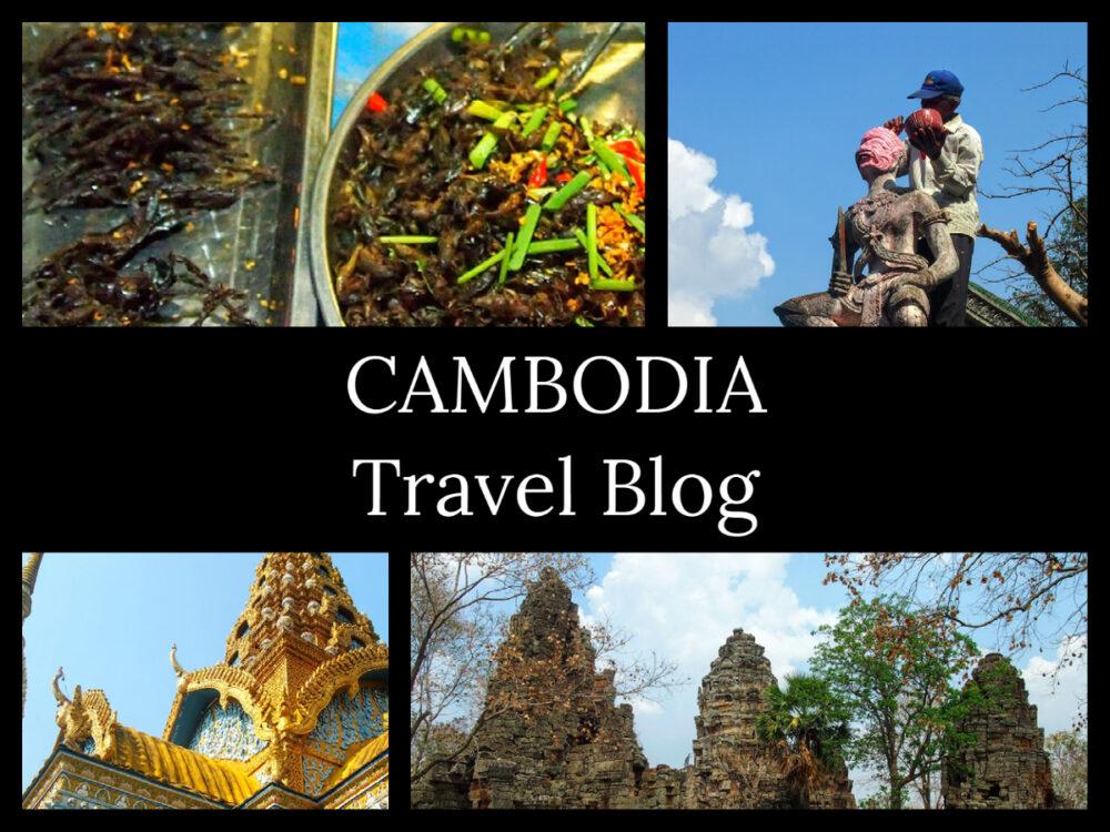 Canbodia Travel Blog