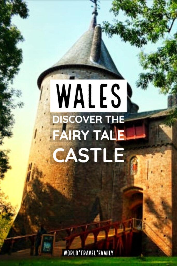 Castel Coch Fairy Tale Castle