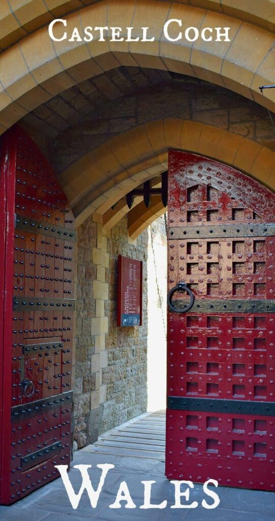 Castell Coch, Wales's fairytale castle, near Cardiff. Come visit!