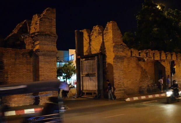 Chiang Mai Old City Easy Gate