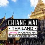 Chiang Mai Thailand living in chiang Mai Thailand Guide