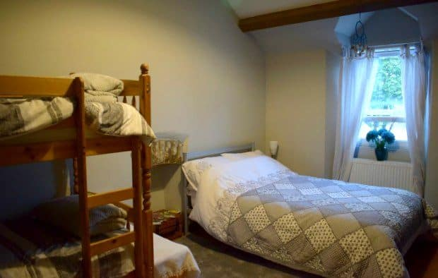 Family Room Ceredigion near New Quay and Cardigan Bay