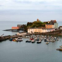 Tenby! Registering for Ironman Wales
