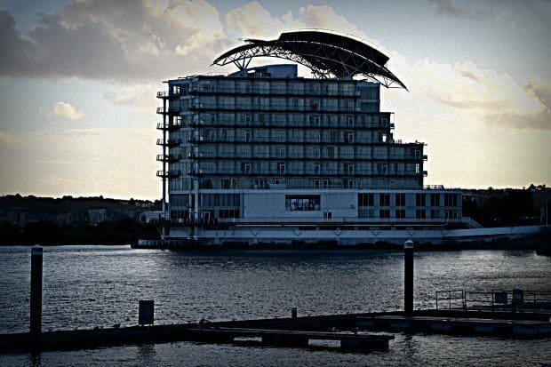 St David's Hotel Cardiff Bay. Hotels in Cardiff