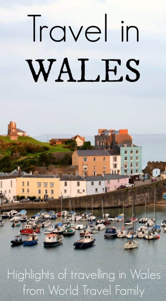 Travel in Wales. Highlights and practicalities, things to do, places to see, in Wales UK.