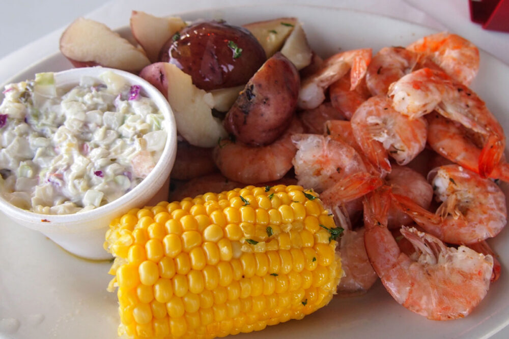 USA food travel blog