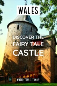 Wales Discover the Fairy Tale Castle
