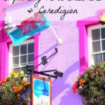 d Trip Pembrokeshire to Caredigion