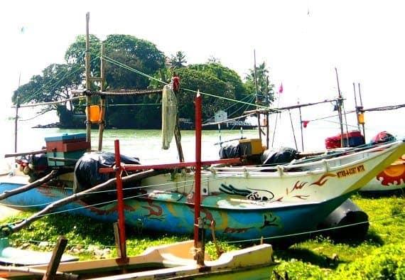 Weligama beach and Taprobane island Si Lanka Beaches