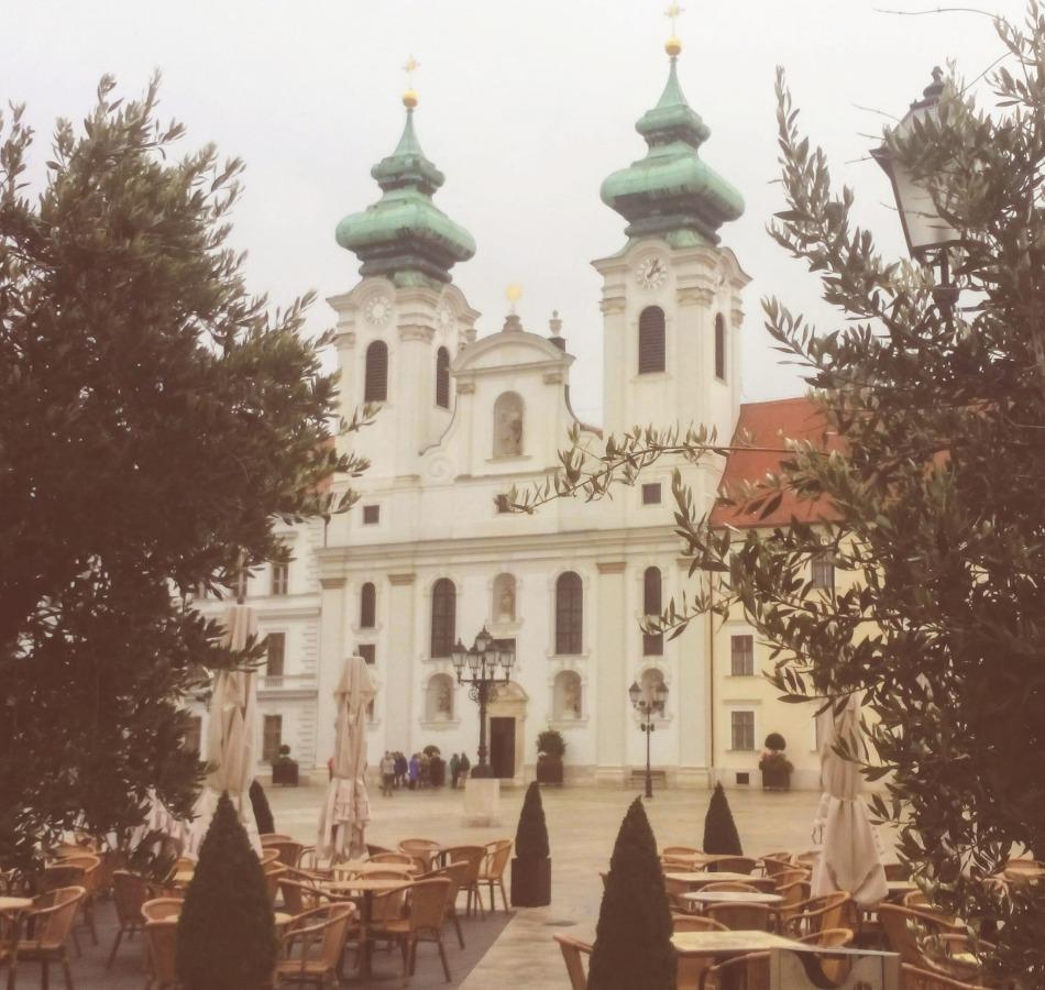 Hungary Travel Blog gyor