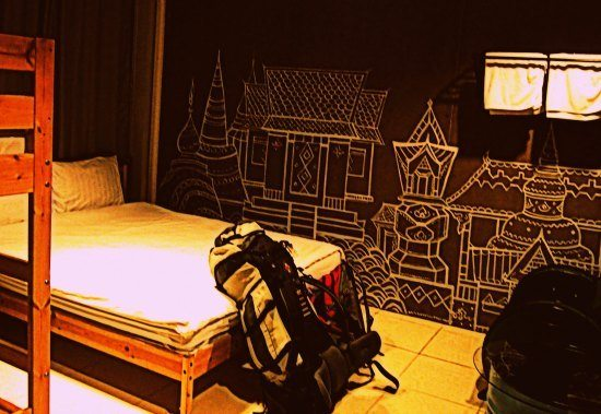 Mile Map Hostel Bangkok Family Room Review