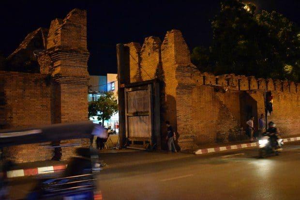 Chiang Mai East Gate Tha Pae Gate