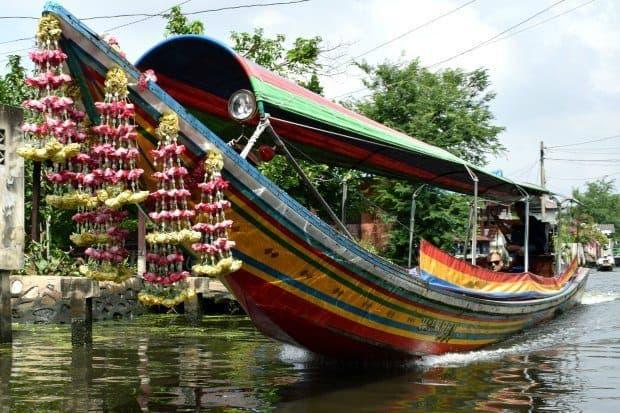 long tail boat tour Bangkok. Things to do in Bangkok