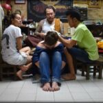 How to get a traditional thai tattoo in bangkok Ajarn Neng