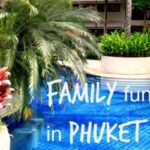 Family Vacation at Novotel Phuket Surin Beach
