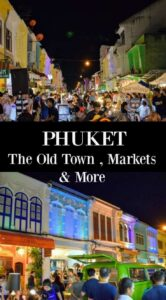 Phuket Old Town Night Market