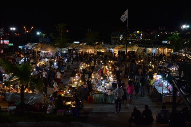 Phuket things to do. Chillva Market