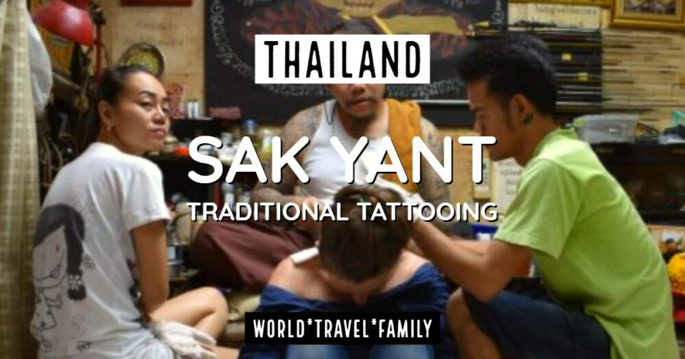 Getting A Traditional Thai Tattoo A Sak Yant In Bangkok World Travel Family See more ideas about thailand tattoo, thai tattoo, khmer tattoo. getting a traditional thai tattoo a