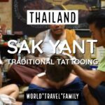 Getting a Traditional Thai Sak Yant Tattoo in Bangkok