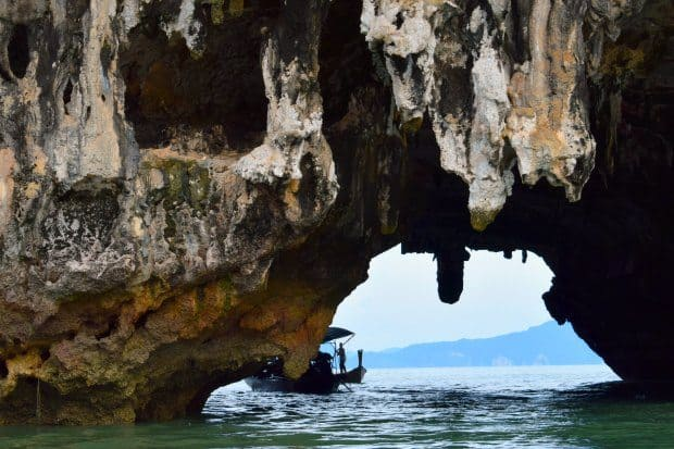 Things to do Phuket Phang Nga Bay day trip