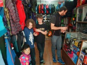 Buying-Trekking-Gear-in-Kathmandu-Nepal